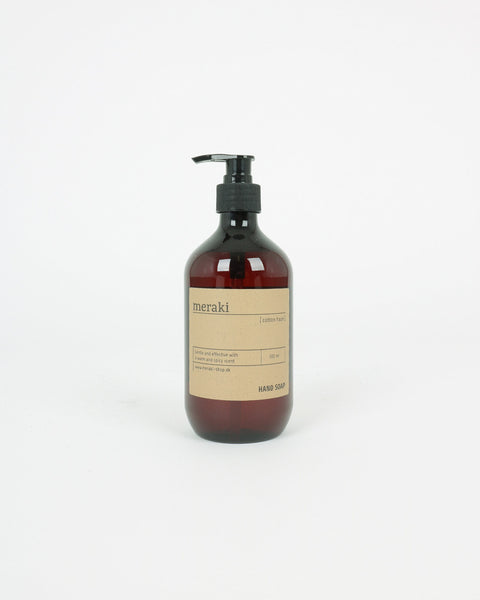 Meraki Skincare Hand Soap Mkhc110, Cotton Haze, 500ml