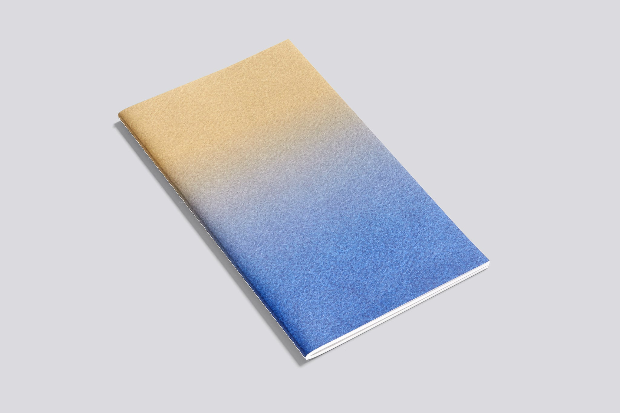 Hay Horizon Notebook, blue-sand