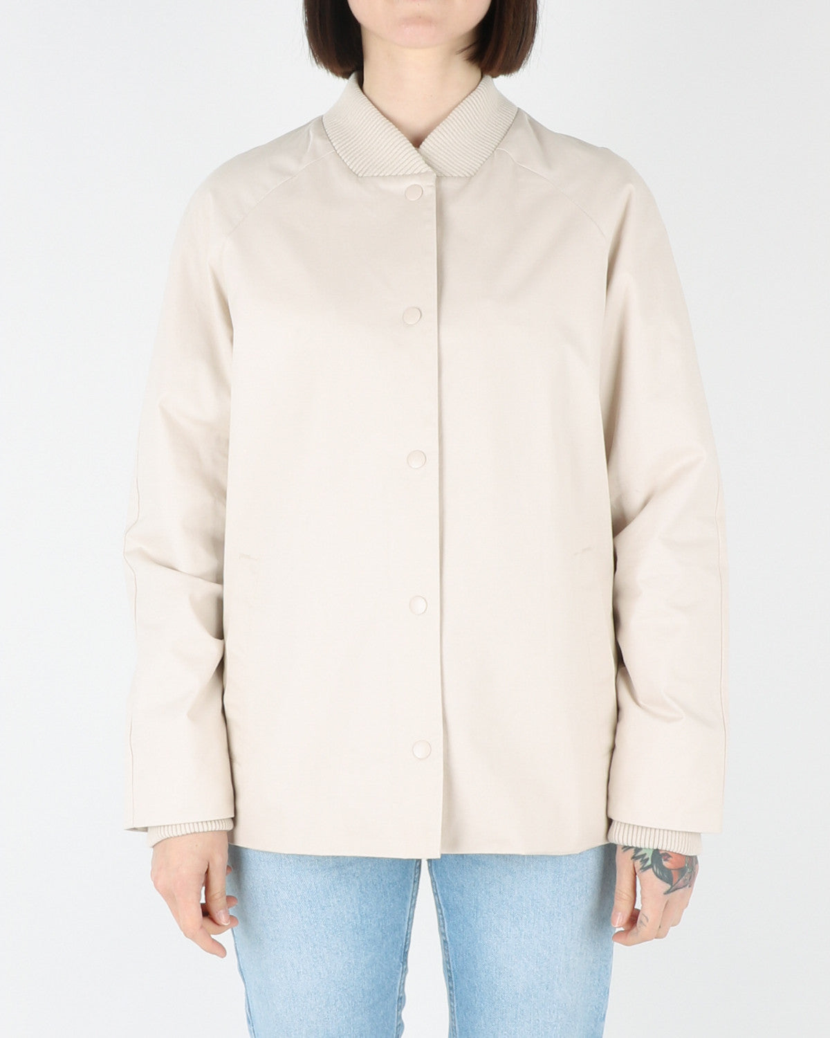Jacket Light 77034, white