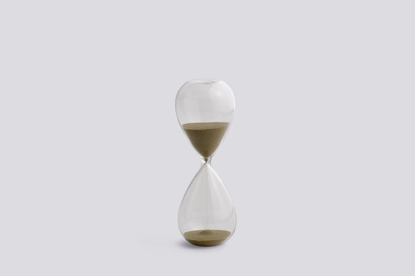 Hay Time Hourglass M, gold