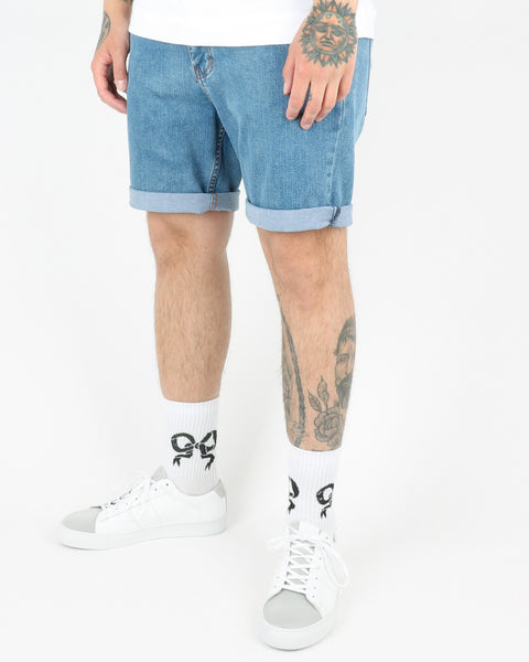 Tjubada Shorts, light blue