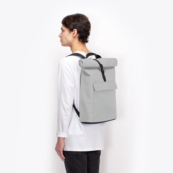 Jasper Backpack, lotus light grey