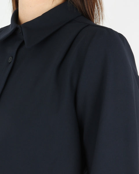 anecdote_becca blouse_navy_view_3_4