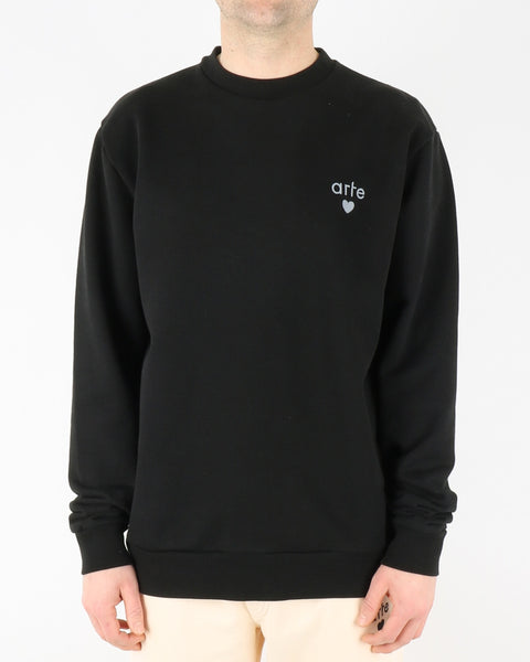 arte_colson heart sweatshirt_black_1_3