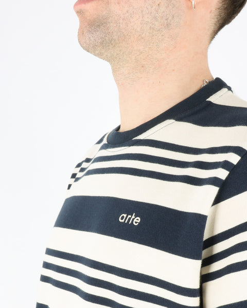 arte_tomi stripes t-shirt_navy creme_3_3