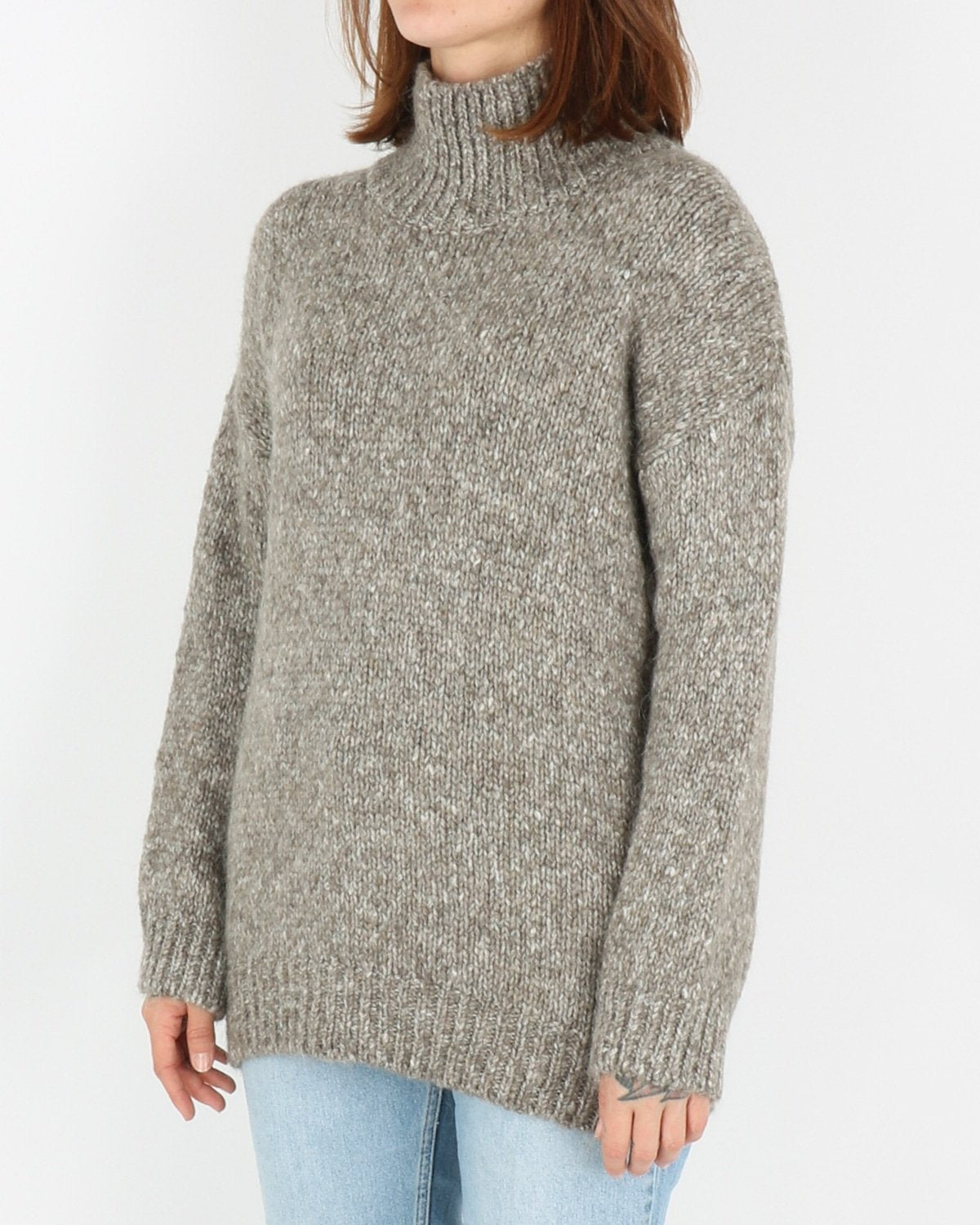 basic apparel_aliki t-neck_warm grey mel_2_4