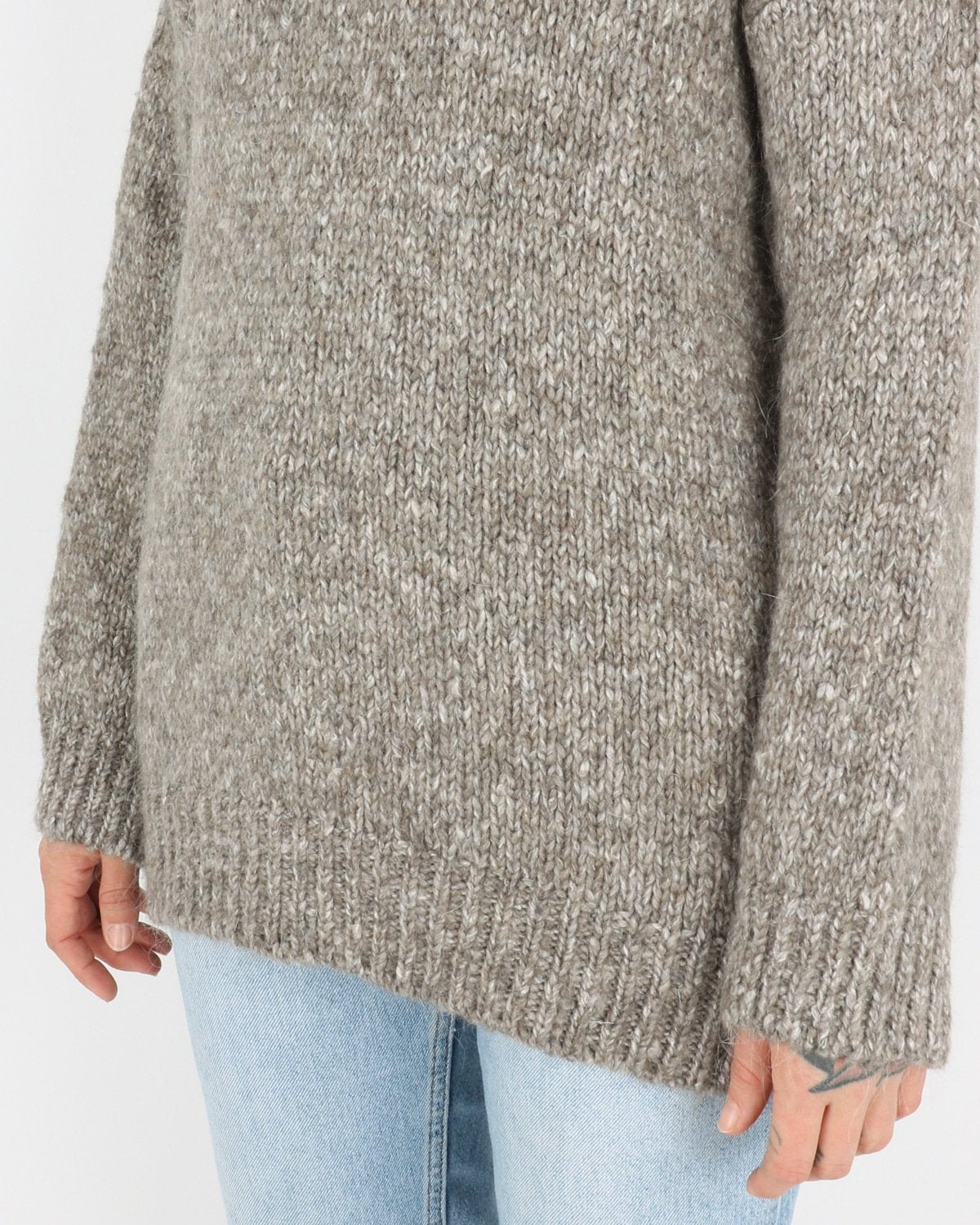 basic apparel_aliki t-neck_warm grey mel_4_4