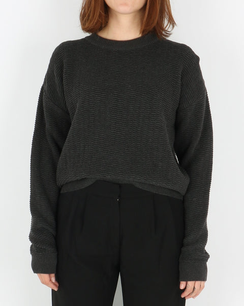basic apparel_kela sweater_antracit_1_4