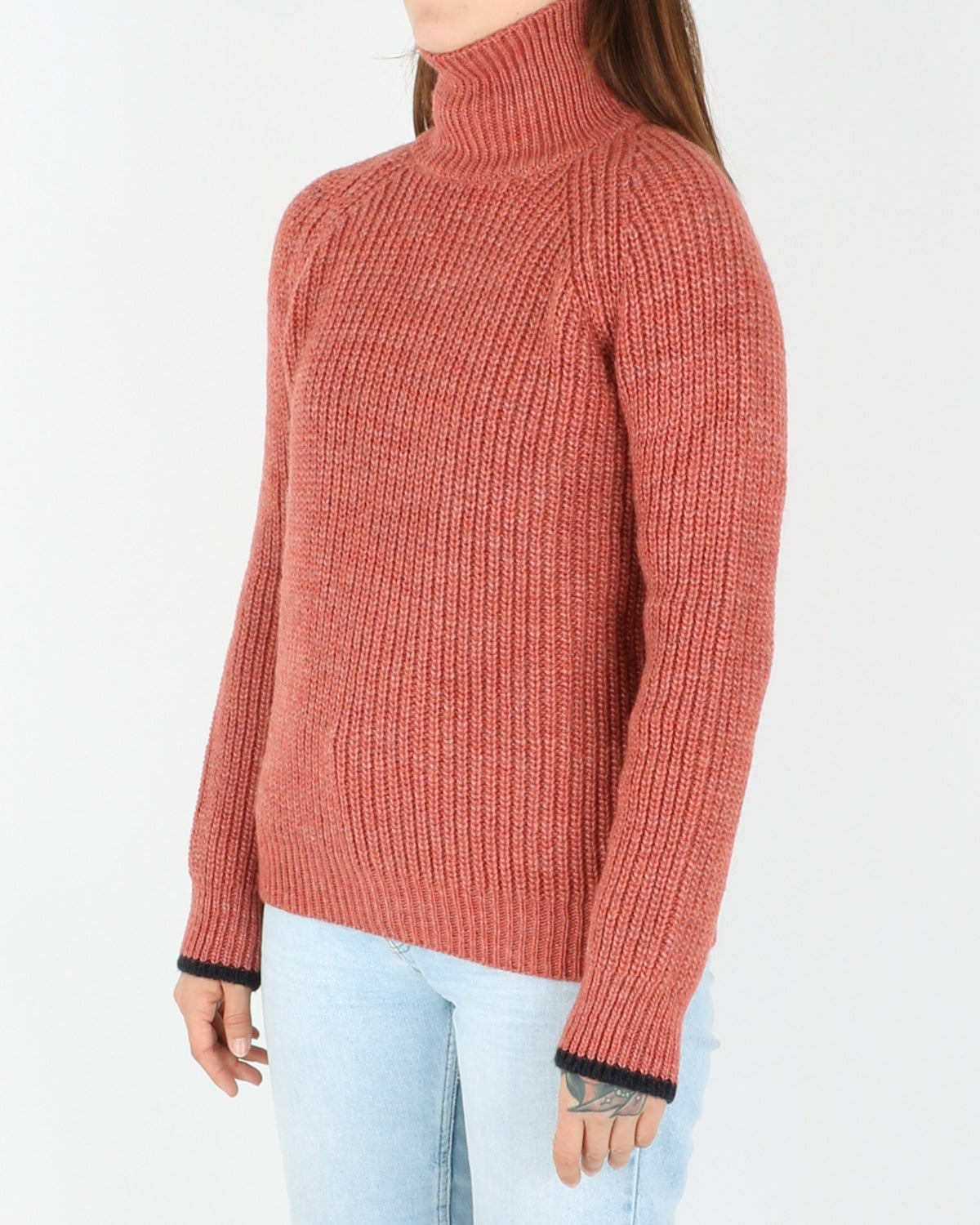 basic apparel_pernille turtleneck_dull rose_view_2_4