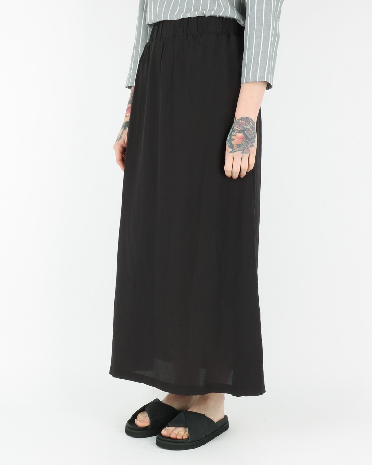 basic apparel_tyra skirt_black_2_2