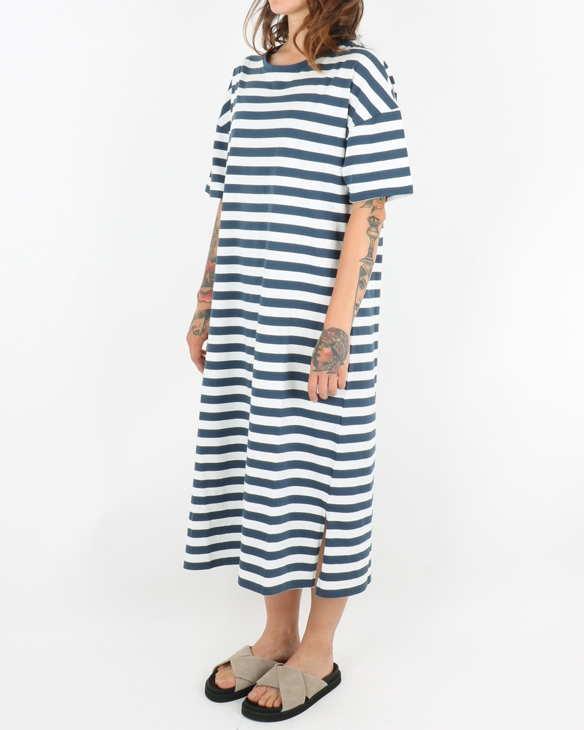 basic apparel_elvine dress_navy_2_4