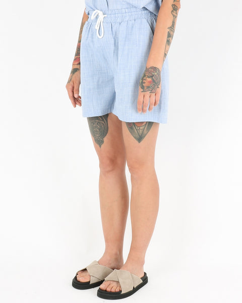 basic apparel_harriet shorts_blue_3_3