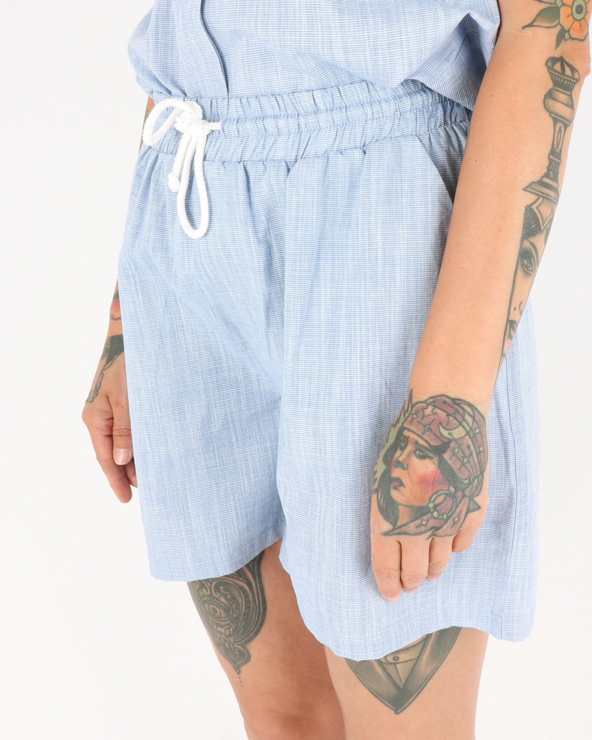 basic apparel_harriet shorts_blue_2_3