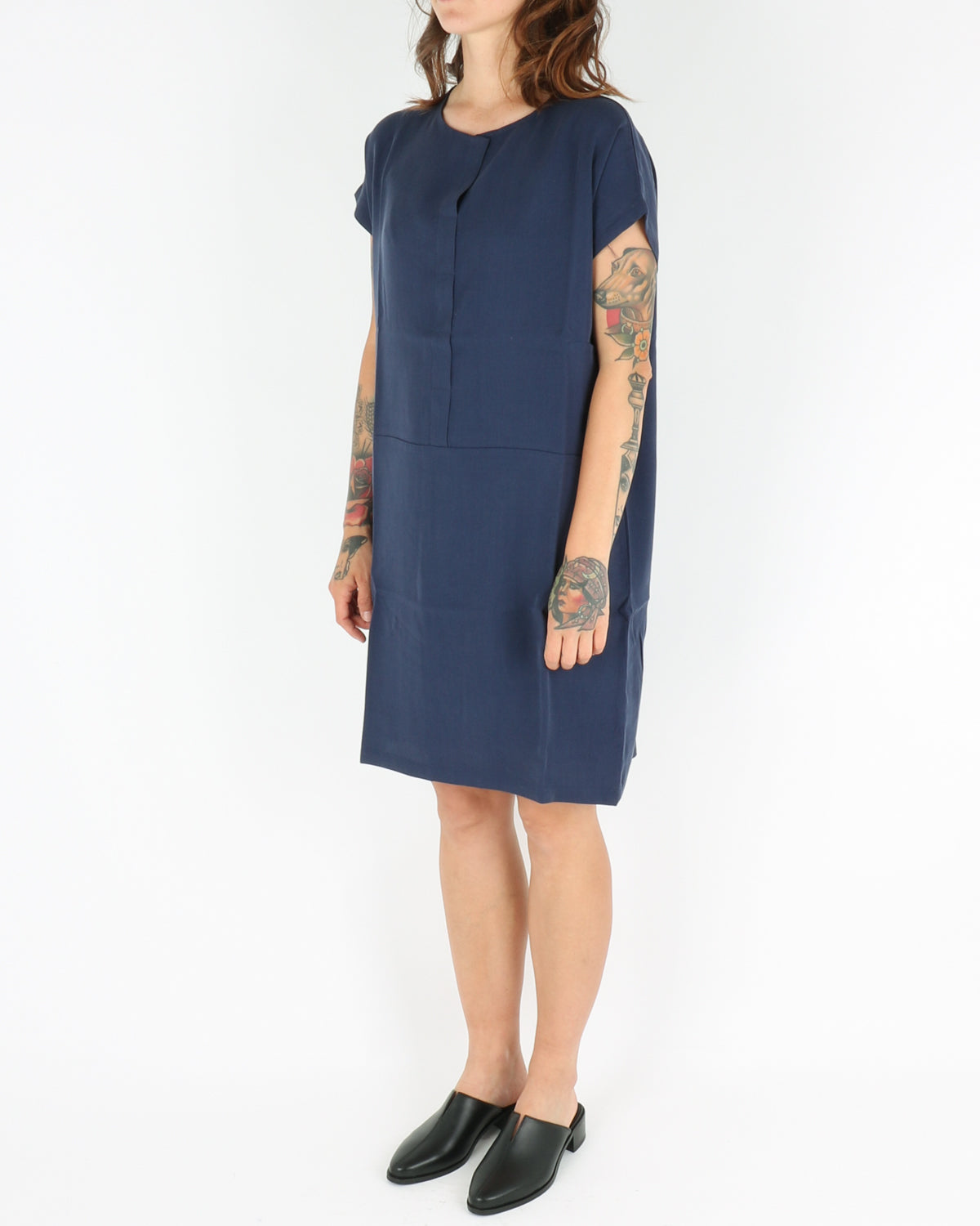 basic apparel_ines dress_navy_2_4