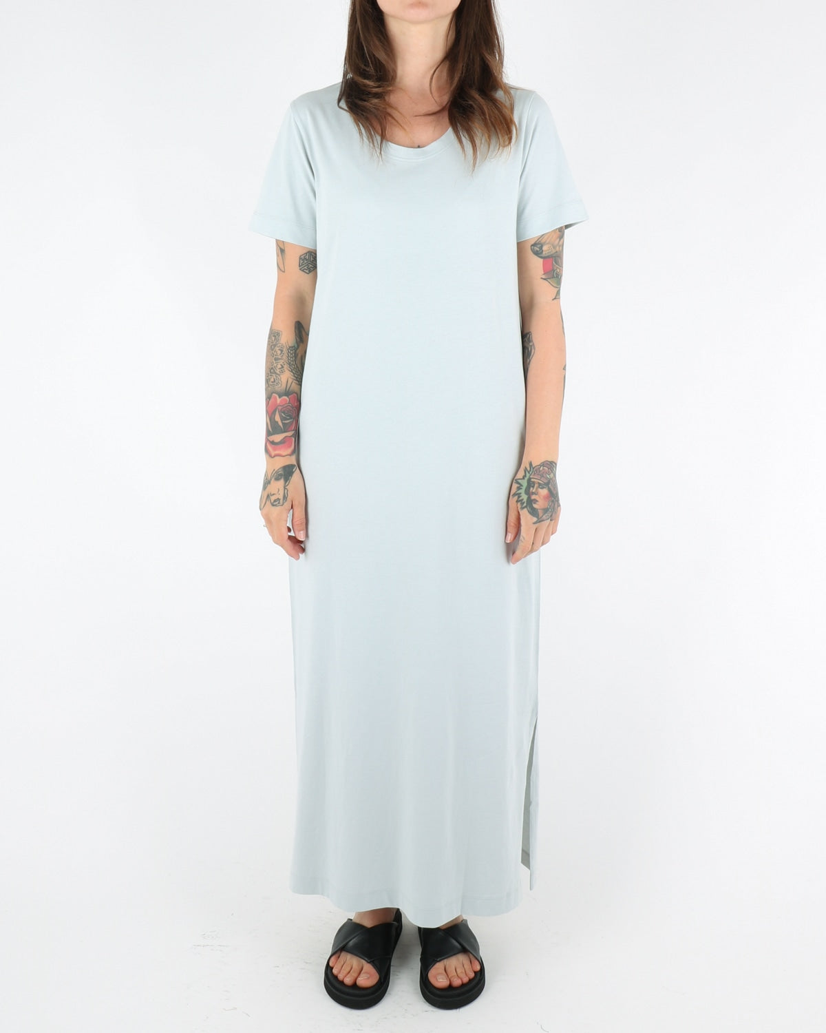 Rebekka Dress, celestial blue