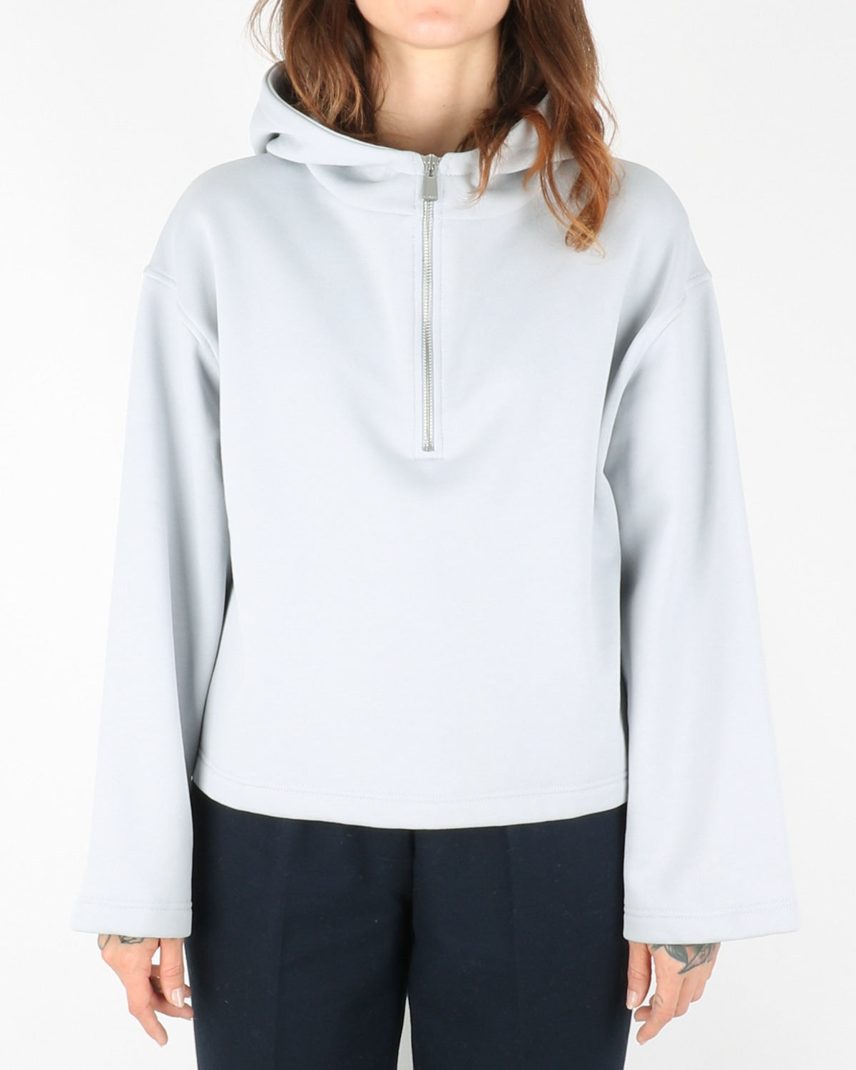 Hella Roomy Sweatshirt, arctic ice