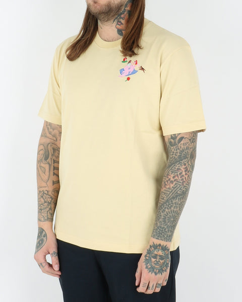 carne bollente_my bare ladies t-shirt_soft yellow_2_3
