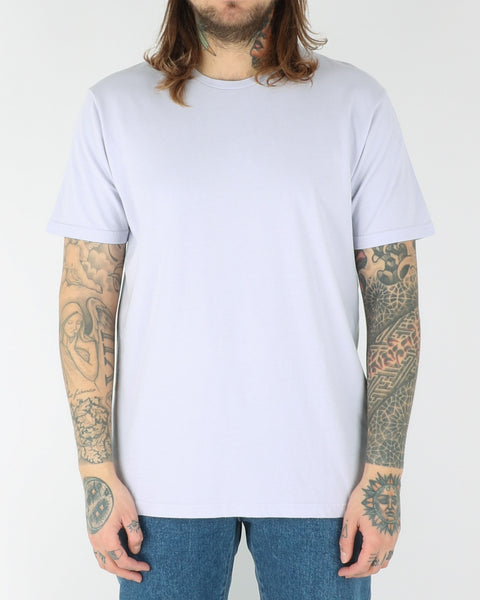 colorful standard_classic organic tee_soft lavender_view_1_2