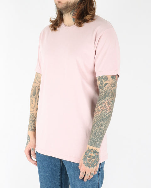 colorful standart_classic organic tee_faded pink_view_2_2