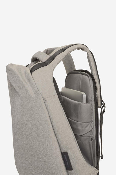 coteeciel_isar backpack m_grey melange_details_4_4