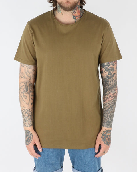 et al design_buster_t-shirt_olive green_view_1_2