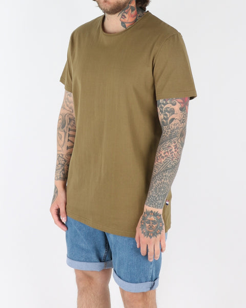 et al design_buster_t-shirt_olive green_view_2_2