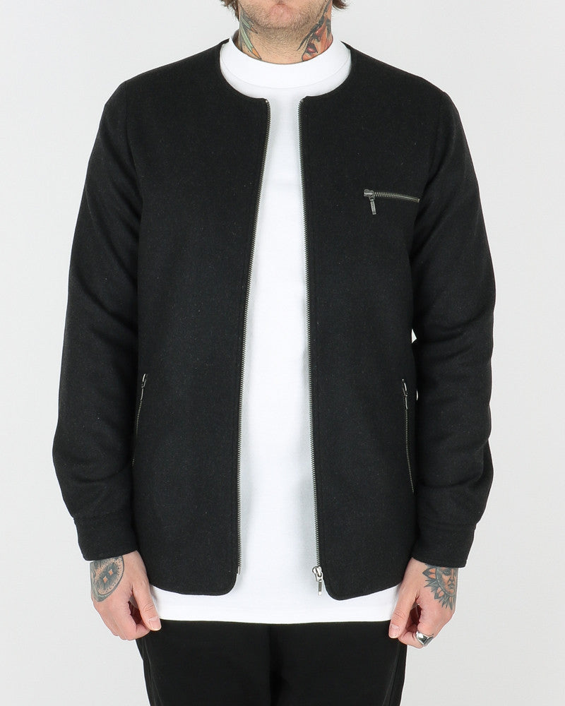 et al design_dries jacket_dark grey_view_3_4