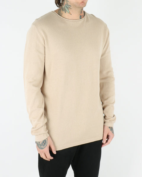 et al design_schleth_knit sweatshirt_sand_view_2_2