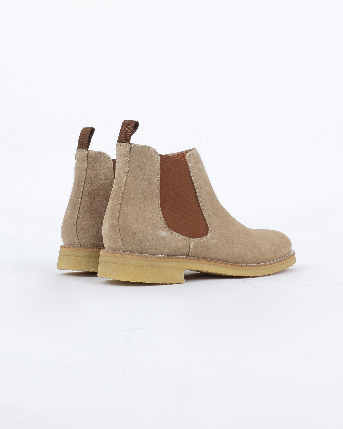 garment project_chelsea boot_tobacco_view_3_4