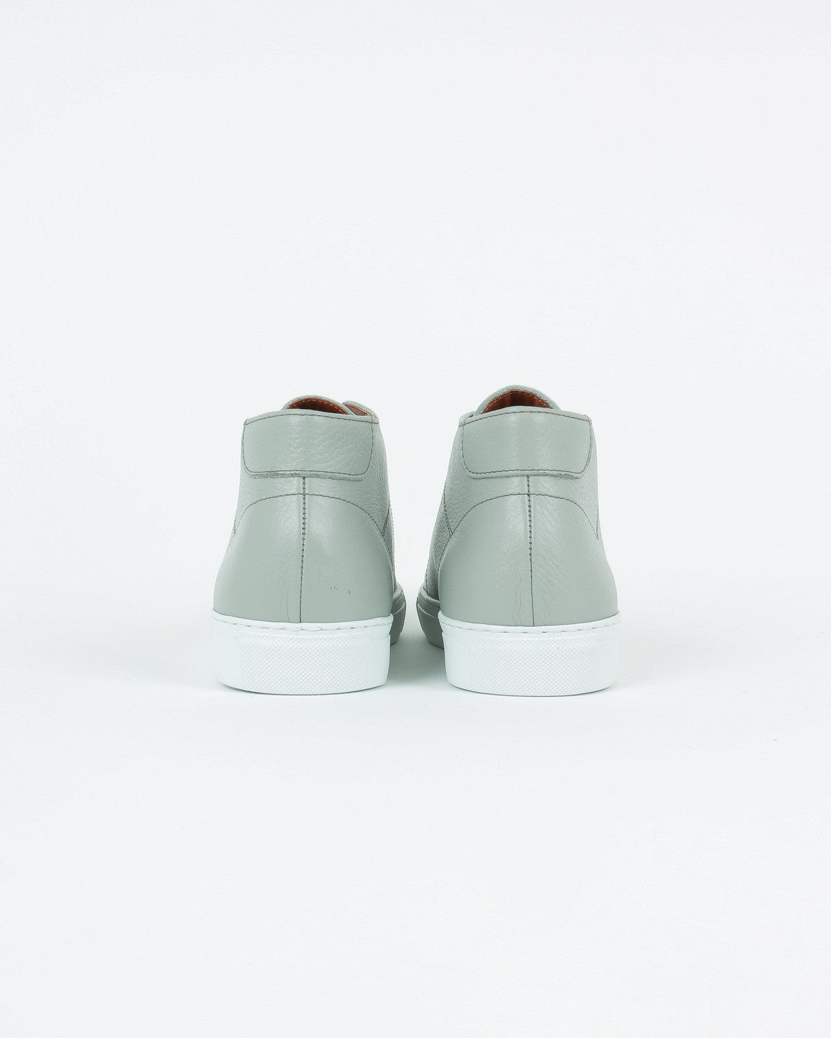 garment project_classic lace mid sneaker_grey floater_view_2_3