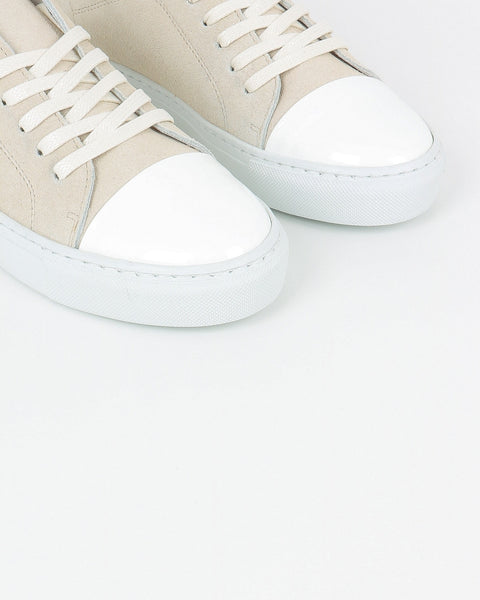 garment project_classic lace sneaker_offwhite suede_view_4_4