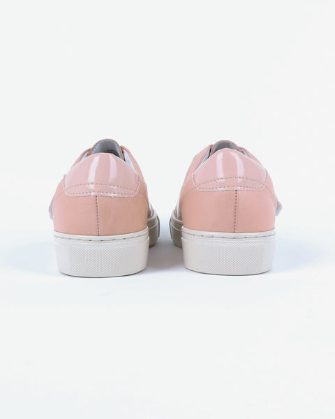 garment project_classic lace velcro sneaker_nude_view_3_3