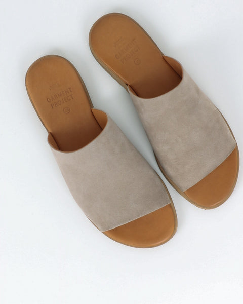 Garment Project Selling Sandals, light grey