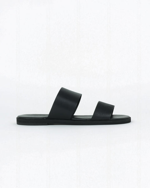 Garment Project Selto Sandals, black