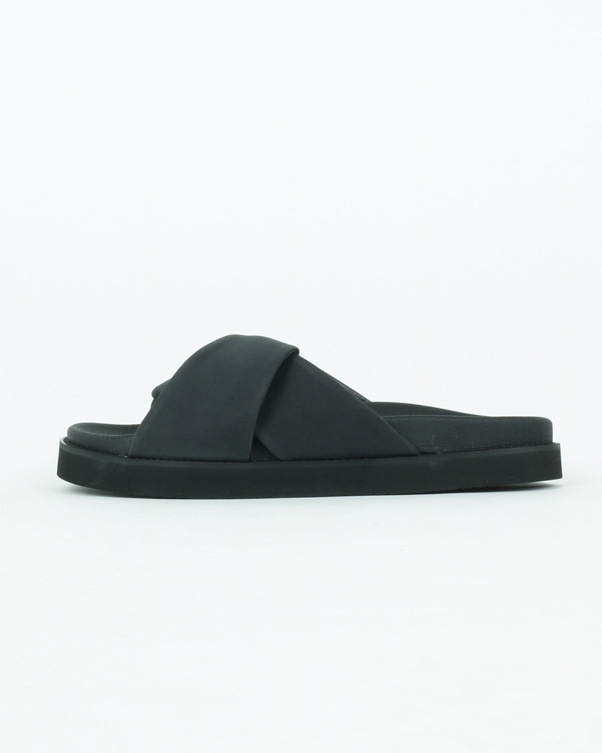 garment project_yodoa sandals_black nubuck_2_3