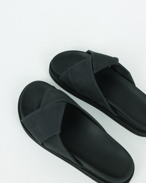 garment project_yodoa sandals_black nubuck_3_3
