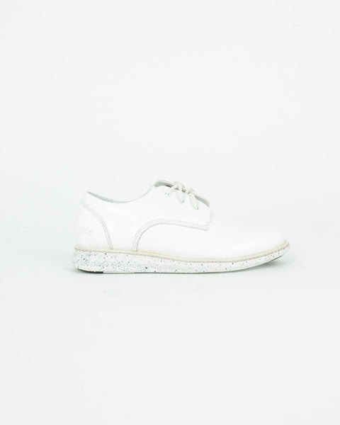 gram shoes_380g wa derby sneaker_white leather_view_1_2
