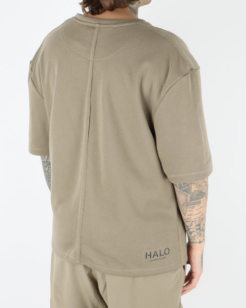 halo newline_drop_t-shirt_light olive_view_3_3