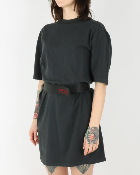 han kjobenhavn_tee dress_black_2_3