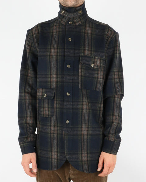 Army Shirt, dark check