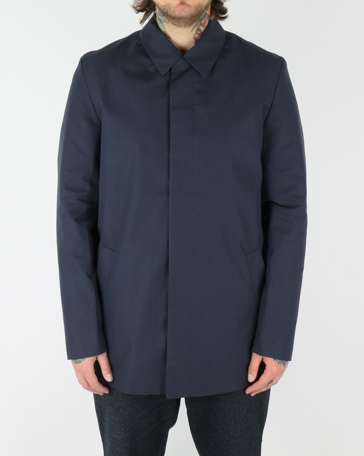 journal clothing_lost tech coat_navy_view_2_3