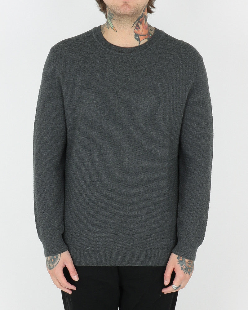journal clothing_net knit_grey_view_1_3