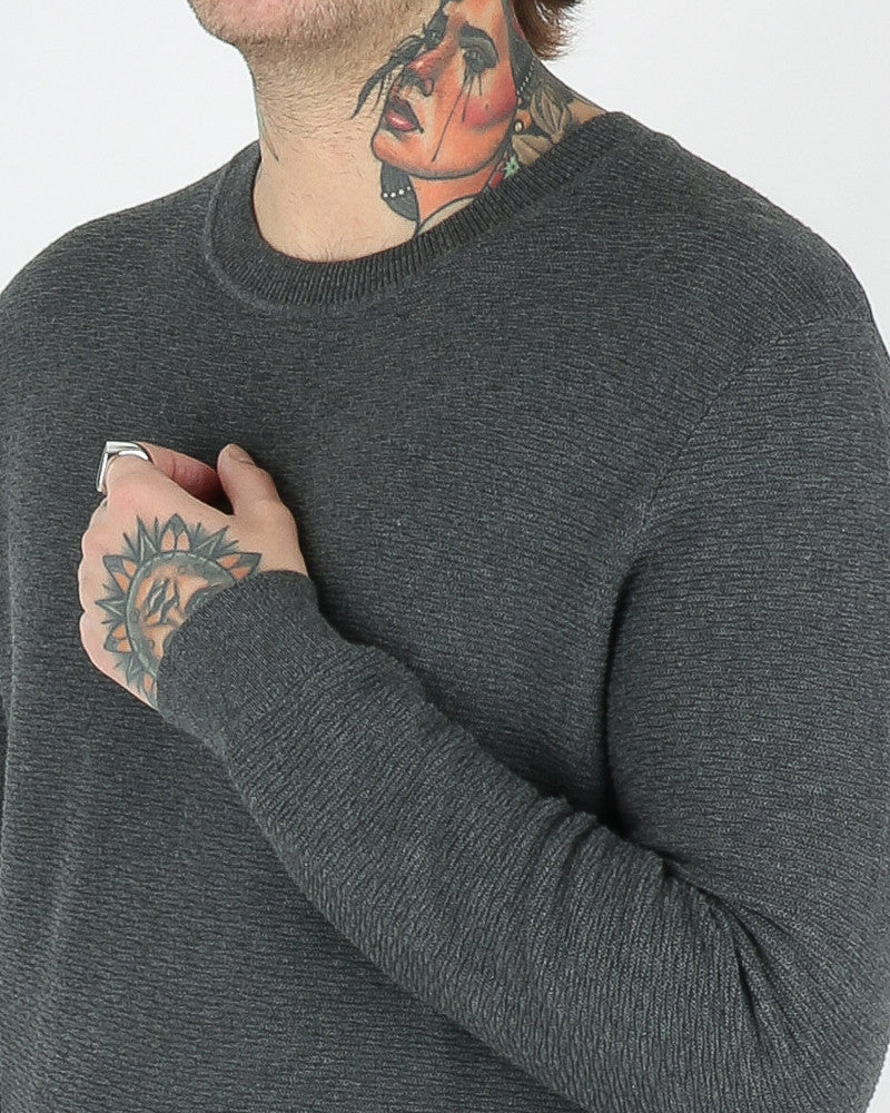 journal clothing_net knit_grey_view_3_3
