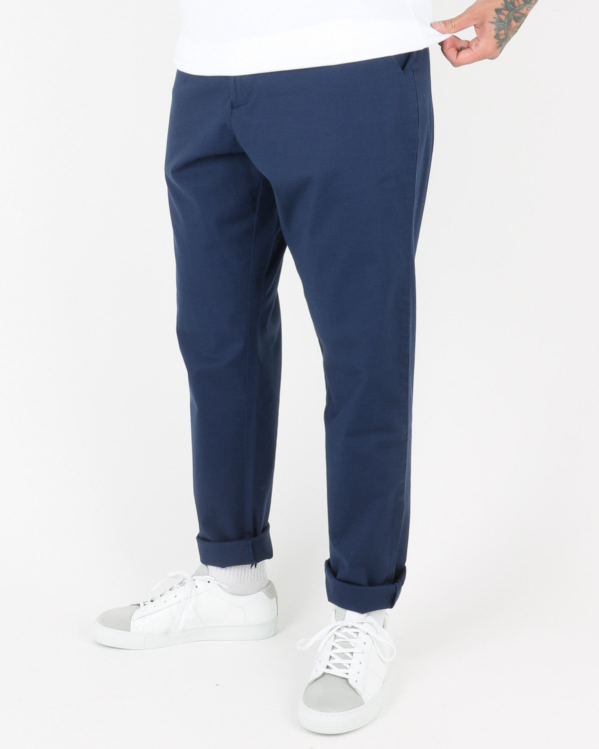 journal clothing_sea drape pants_navy_view_2_2