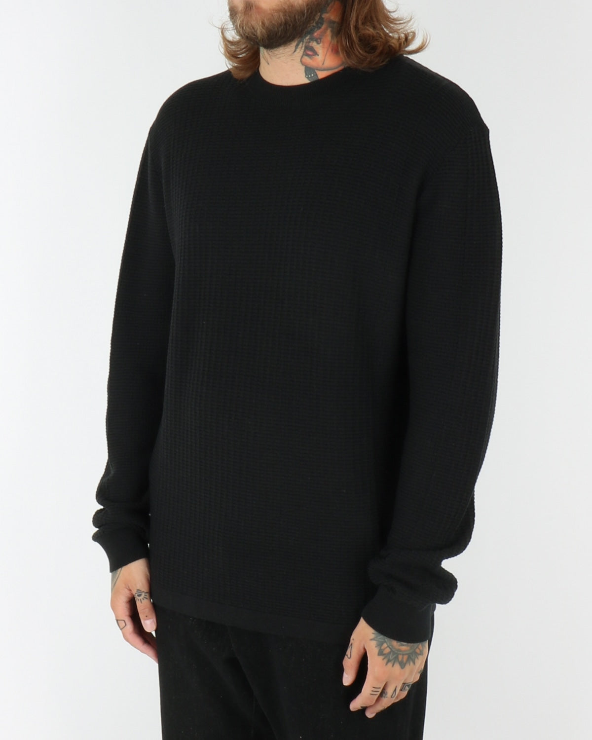 journal clothing_sins knit_black_view_1_3