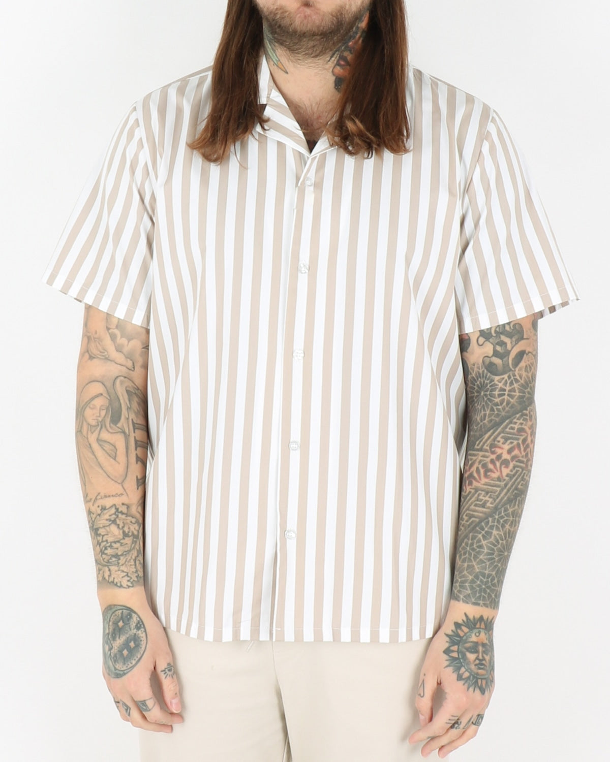 legends_clark shirt_sand stripe_1_3