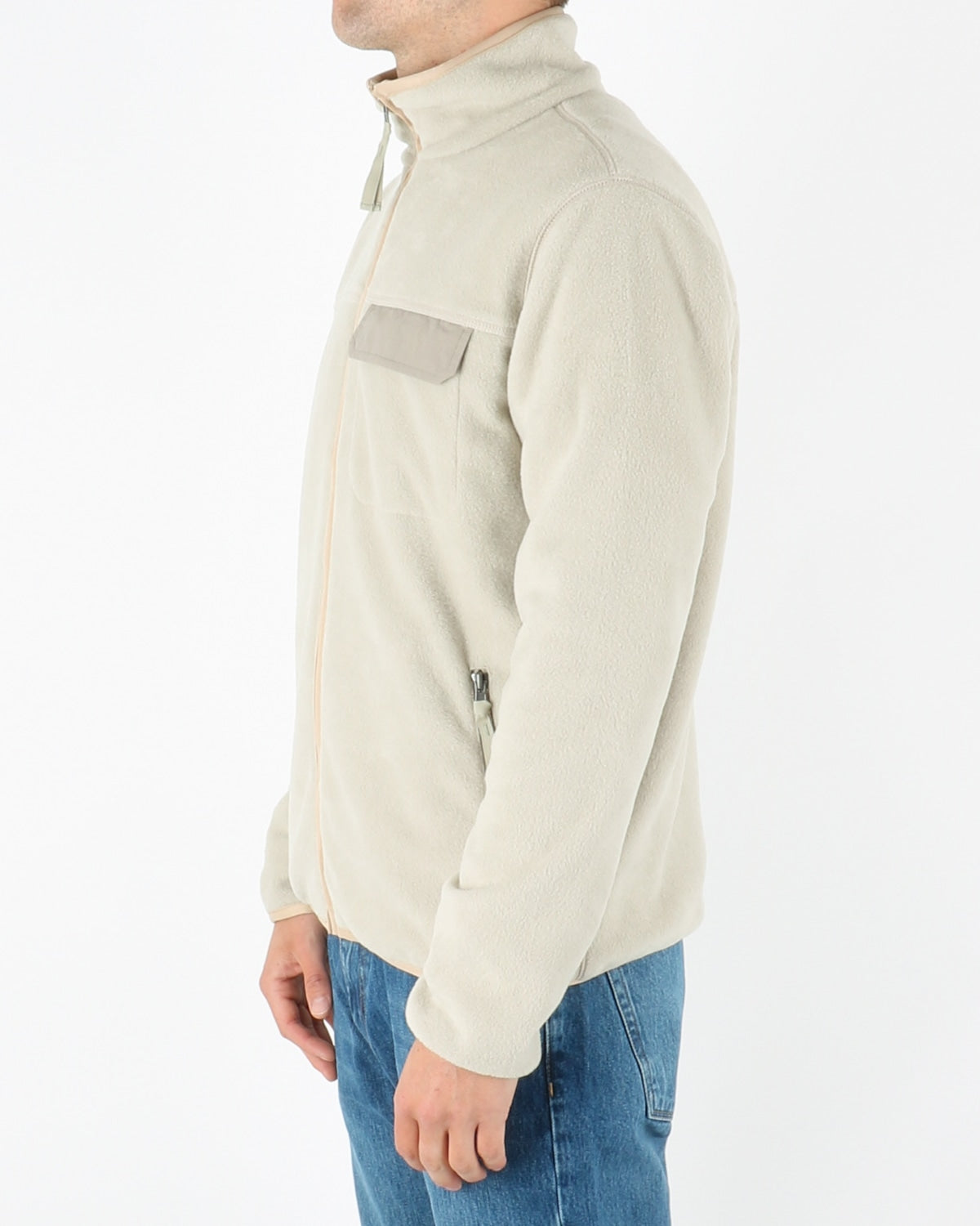 legends_kodiak fleece jacket_ecru_2_3