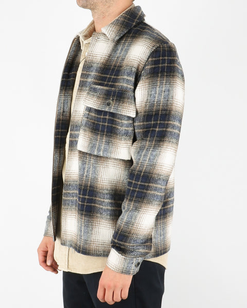 legends_monterey overshirt_beige blue check_3_3