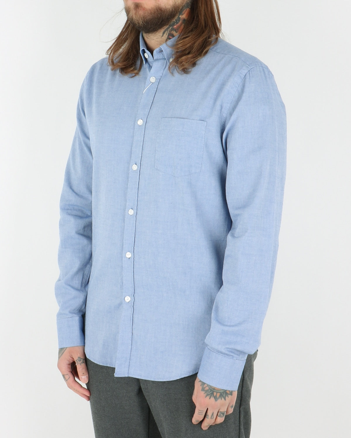 legends_ocean oxford shirt_light blue_view_2_2