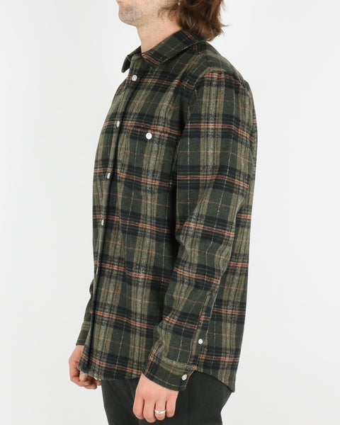legends_odessa wool shirt_dark check_4_4